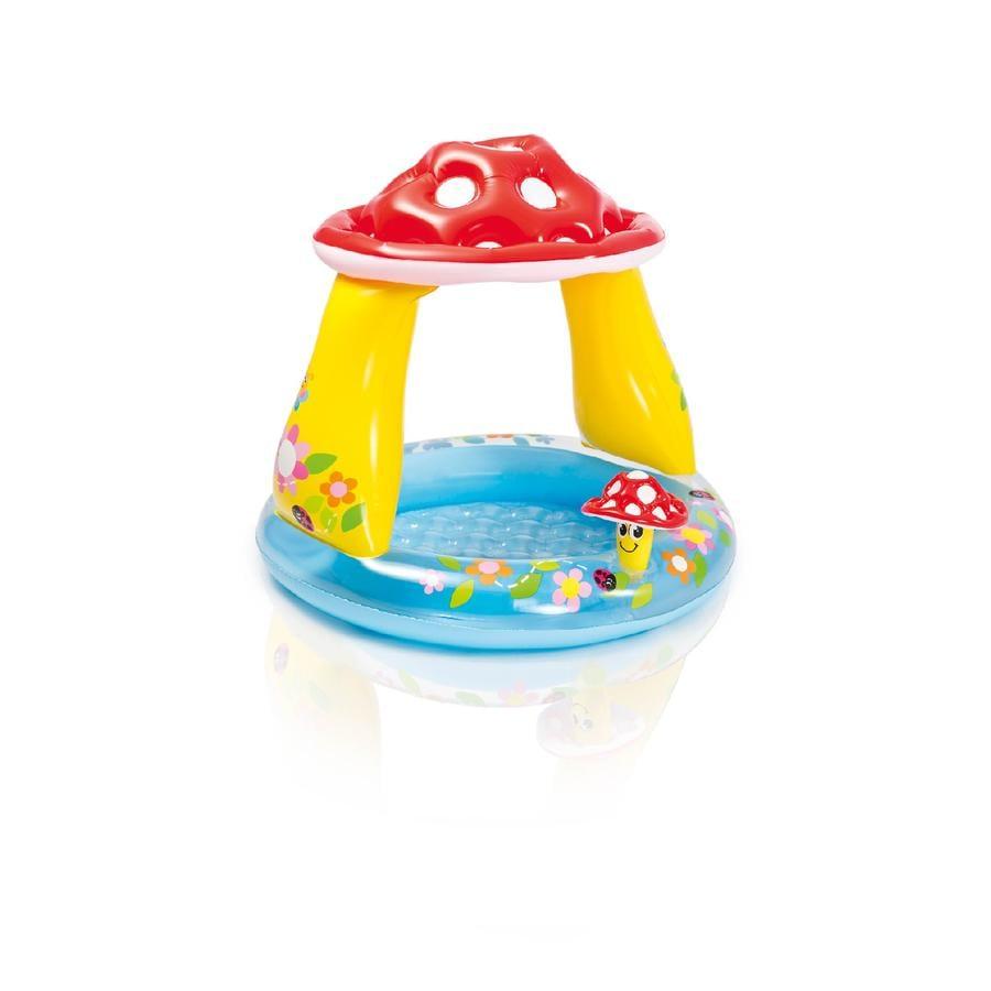 INTEX® Baby Pool - Mushroom Sunshade