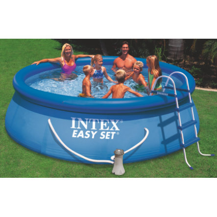INTEX Swimming Pool - Easy Set 244x76 cm