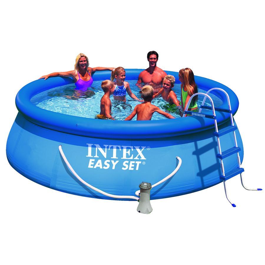 INTEX Basen - Easy Set 244 x 76  cm