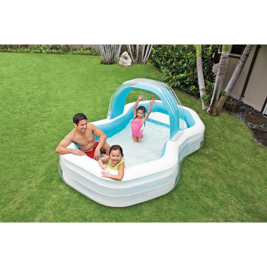 INTEX Piscina Swim Center™ Family Cabana - 310x188x130 cm