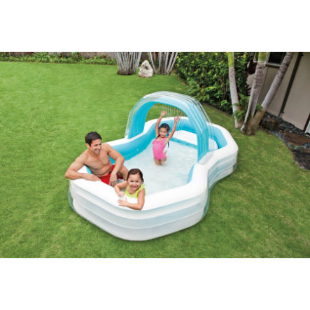 INTEX Piscina Swim Center™ Family Cabana - 310x188x130 cm