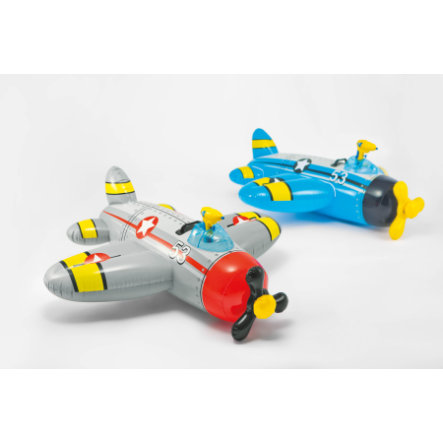 INTEX Reittier Water Gun Plane 132x130 cm