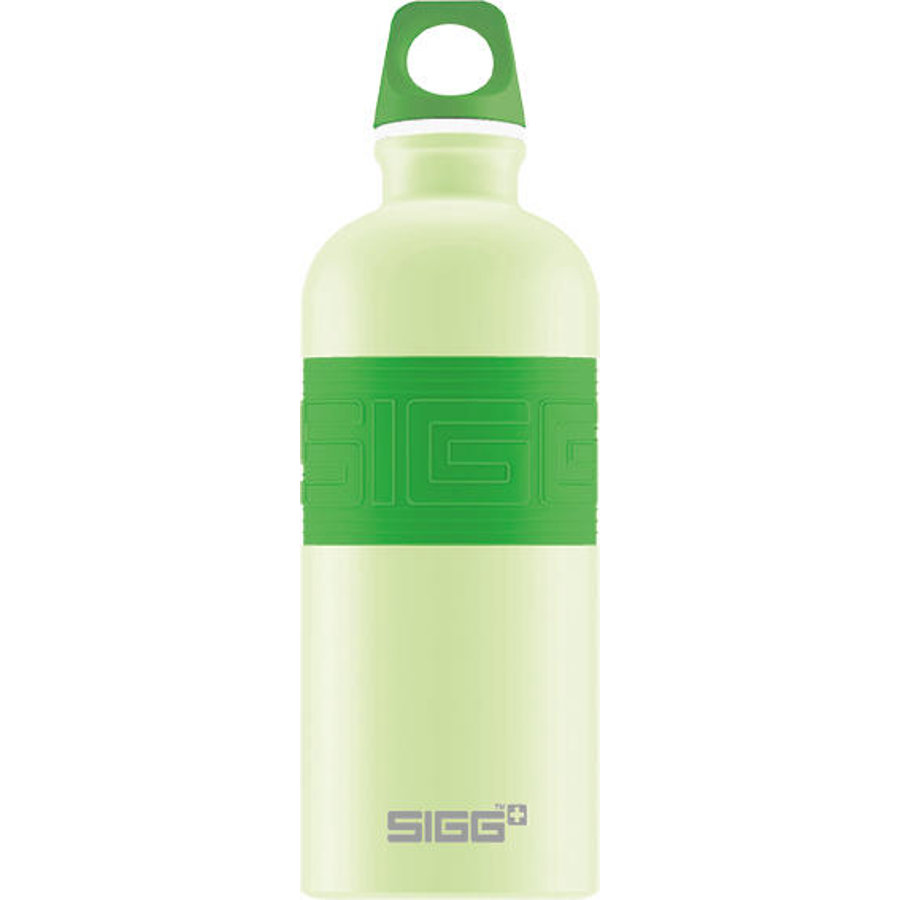 SIGG Trinkflasche 0,6l CYD Pastel Design Green Touch