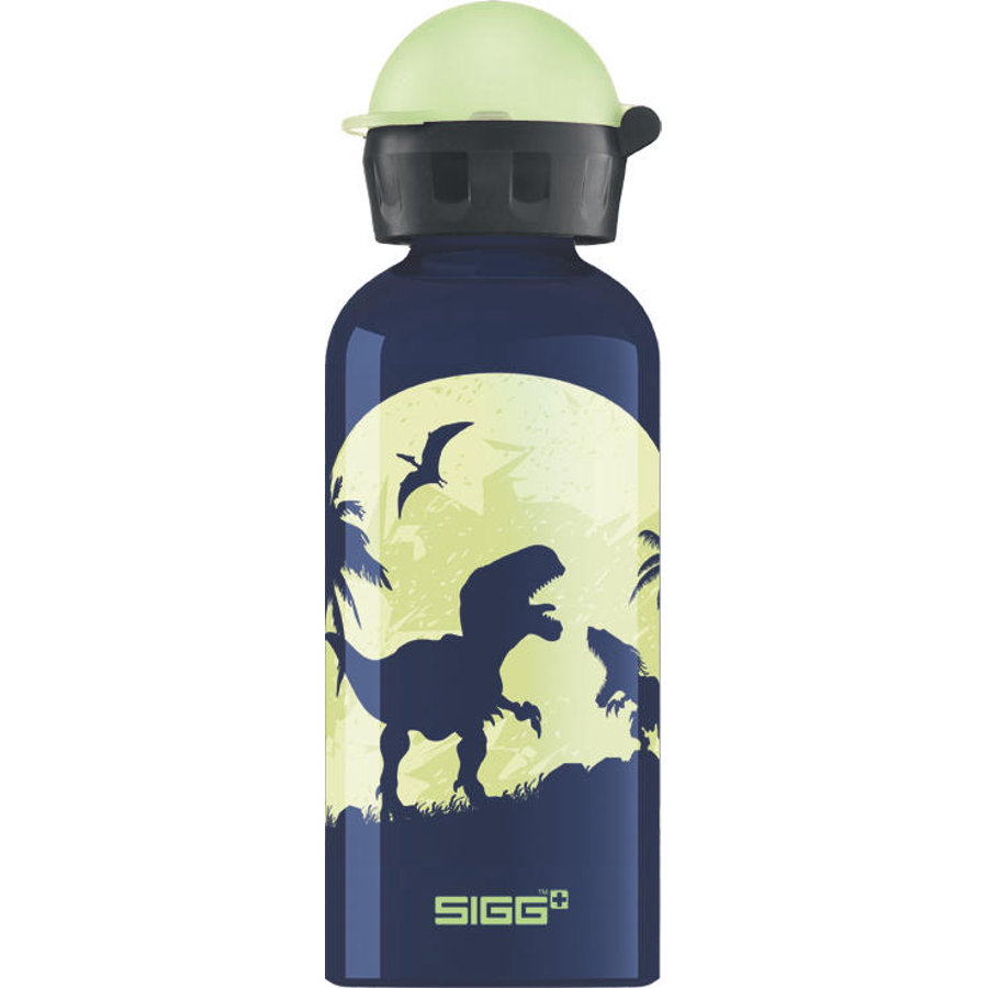 SIGG Flaska 0,4 L Glown Moon Dinos