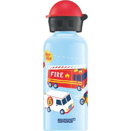 SIGG Trinkflasche 0,4 L Design Road Action