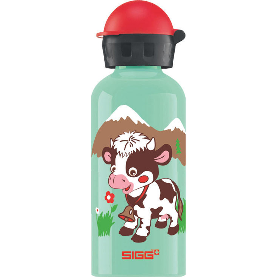 SIGG Gourde 0,4 l Design Swiss Friends
