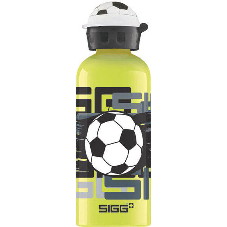 SIGG Trinkflasche 0,6 L Design Amazing Football
