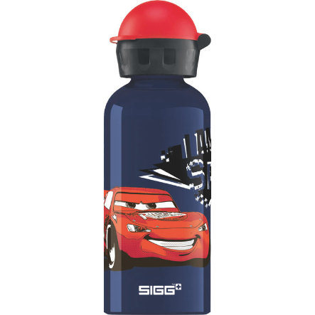 SIGG Gourde 0,4 l Disney Cars Speed