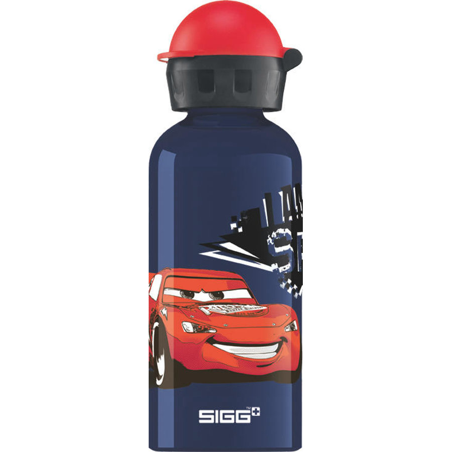SIGG Flaska 0,4 L Disney Bilar Speed