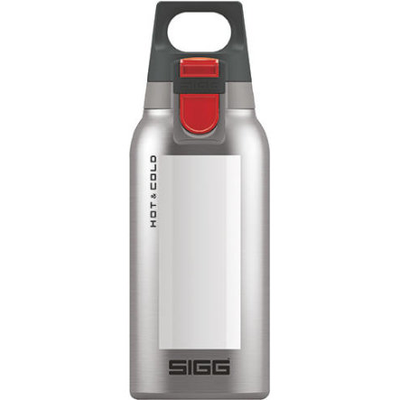 SIGG Hot & Cold Trinkflasche 0,3 L ONE Accent - White