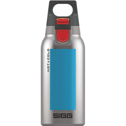 SIGG Hot & Cold ONE Accent Trinkflasche 0,3 l Aqua