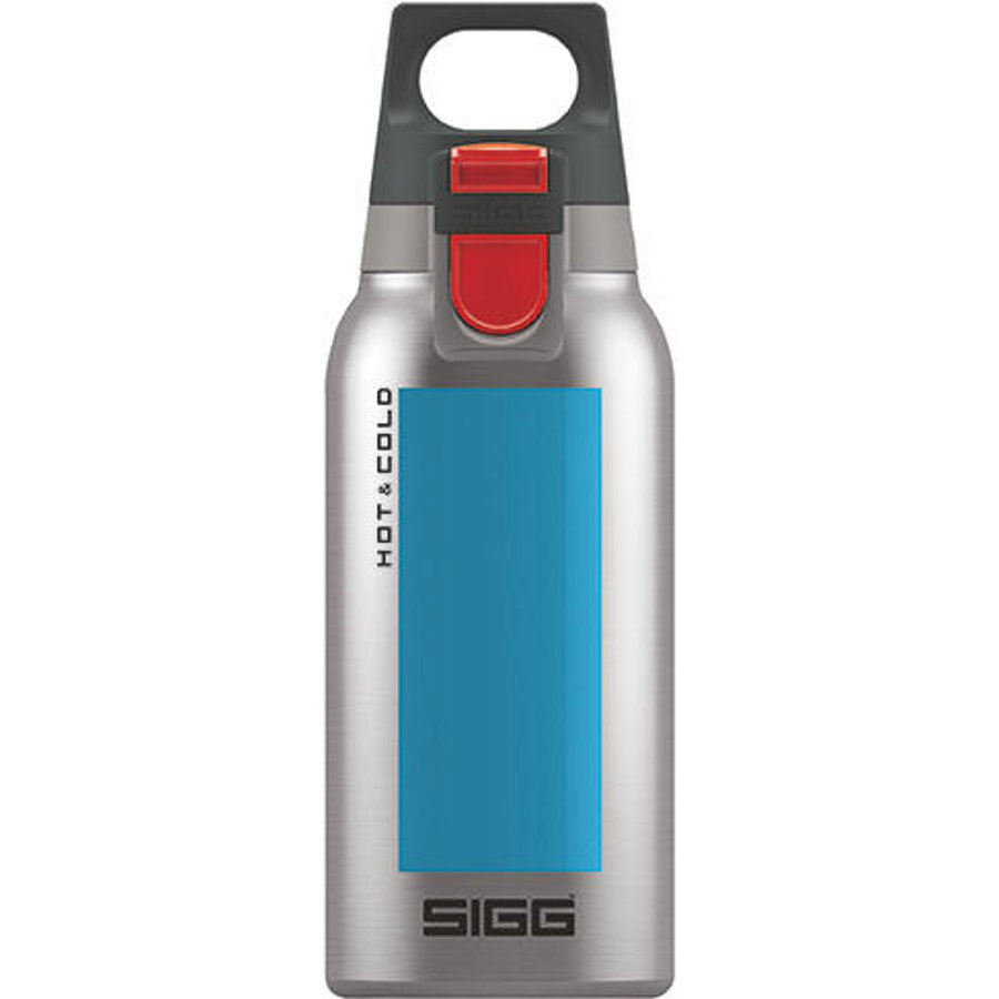 SIGG Hot & Cold Lahev 0,3 l ONE Accent - Aqua