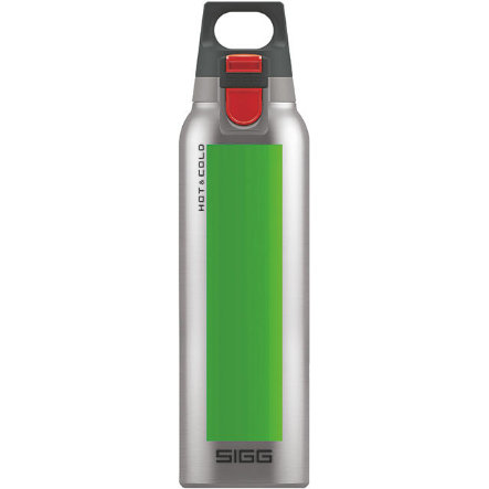 SIGG Hot & Cold Lahev 0,5 l ONE Accent - Green