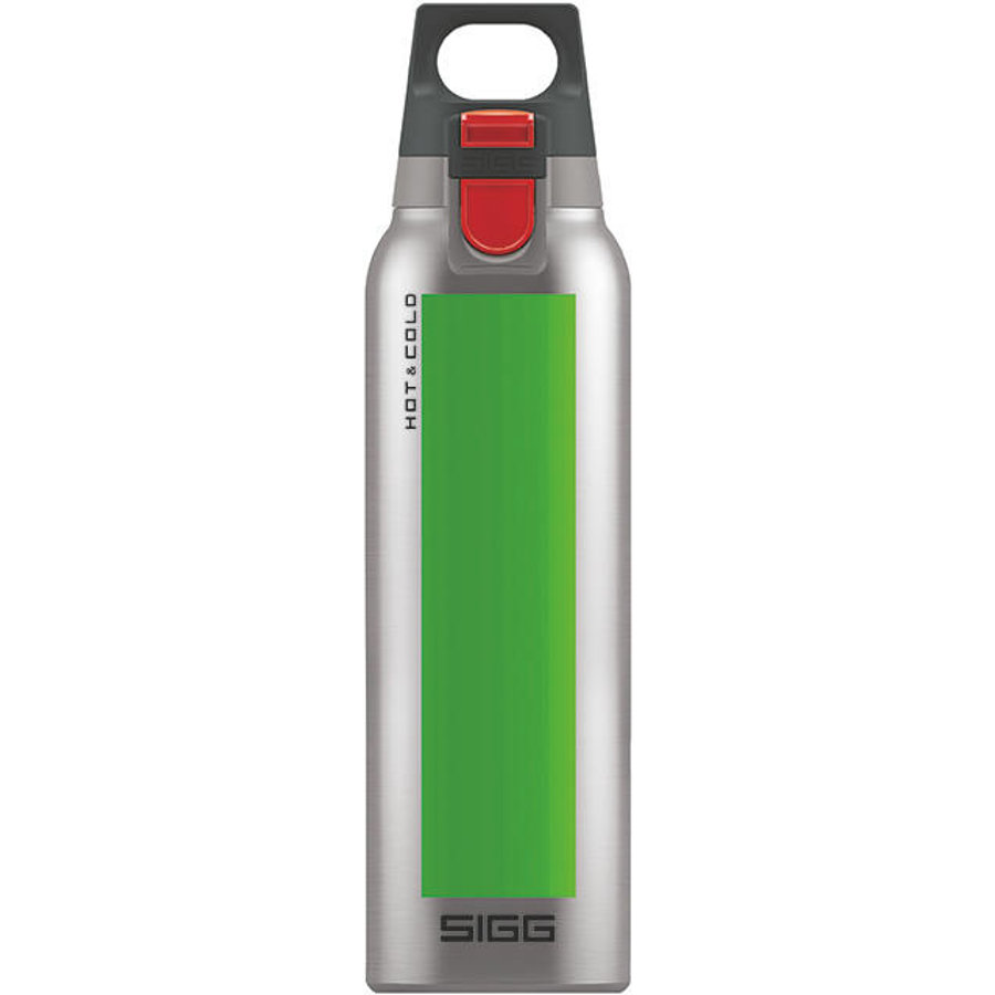 SIGG Hot & Cold ONE Accent Trinkflasche 0,5 l Green