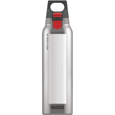 SIGG Hot & Cold  One Accent Trinkflasche 0,5 l White
