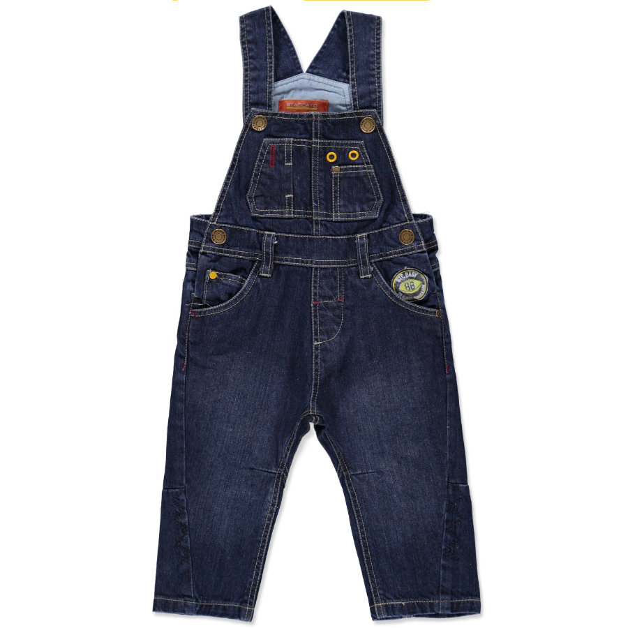Staccato Boys Mini Ogrodniczki blue denim