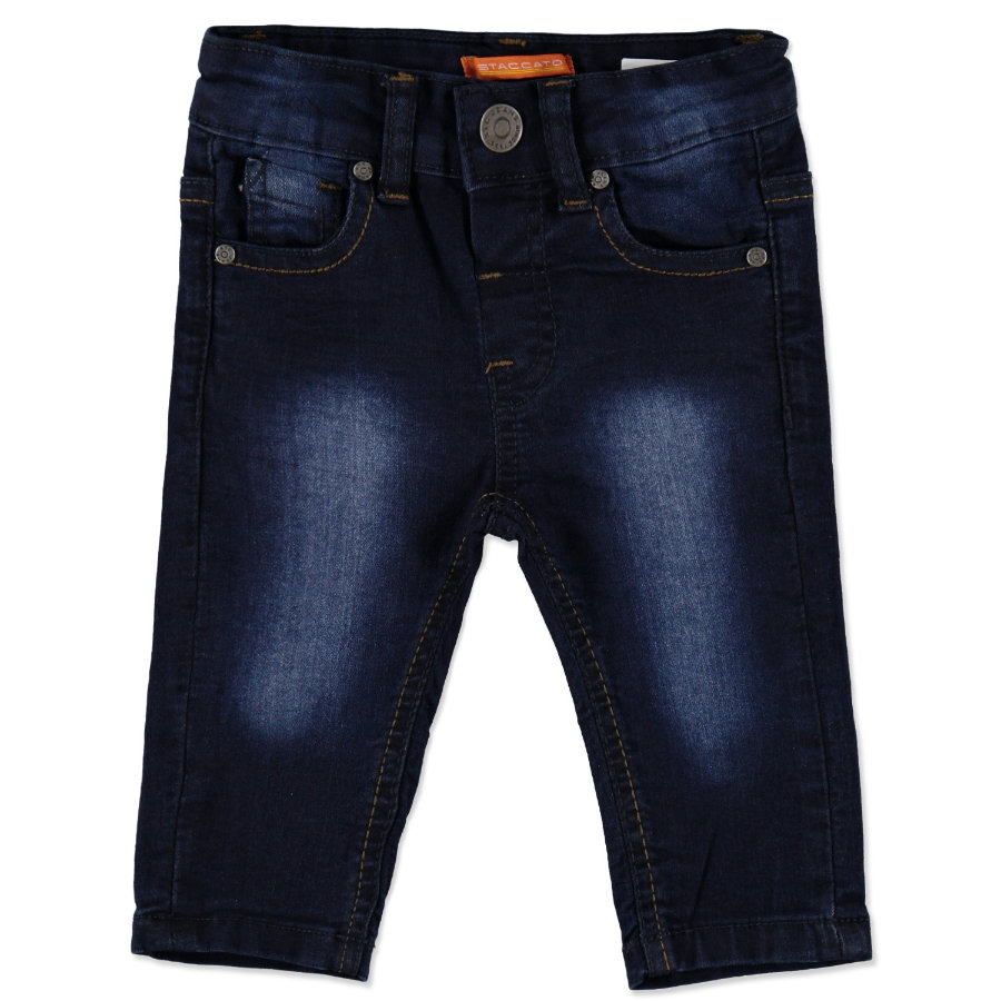 Staccato Boys Baby Jeans dark blue denim