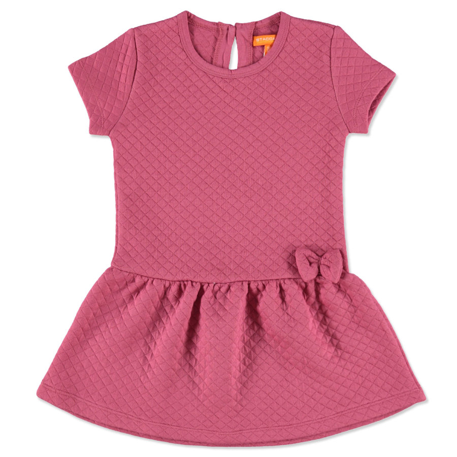 Staccato Girls Kids Sweatkleid cranberry