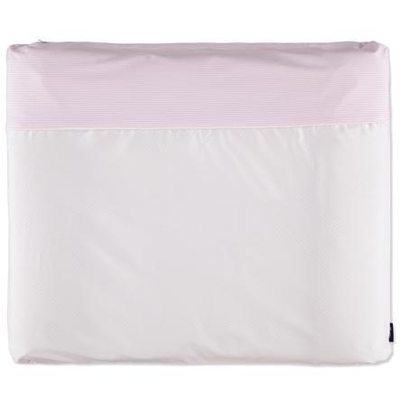 Alvi Wickelauflage mit Bezug, Little Dots rosa 70 x 85 cm