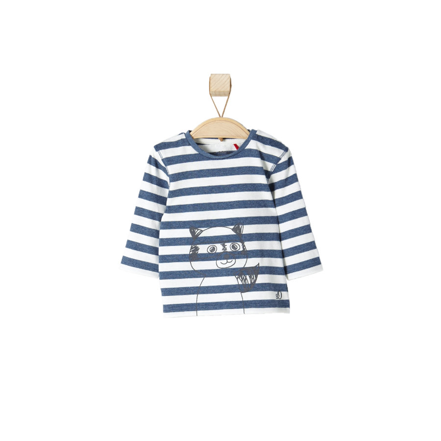 s.OLIVER Boys Longsleeve blue stripes