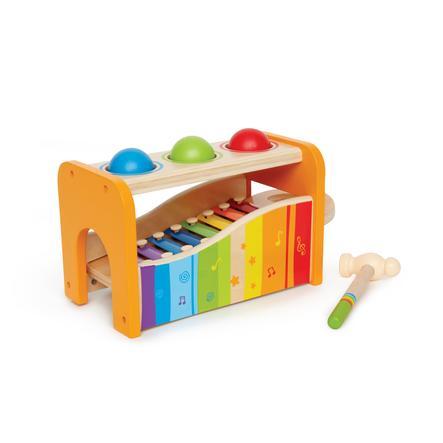 Hape Xylofon og bankebrett E0305