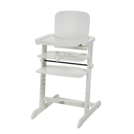 GEUTHER Krzesełko do karmienia Family (2335) - kolor biały
