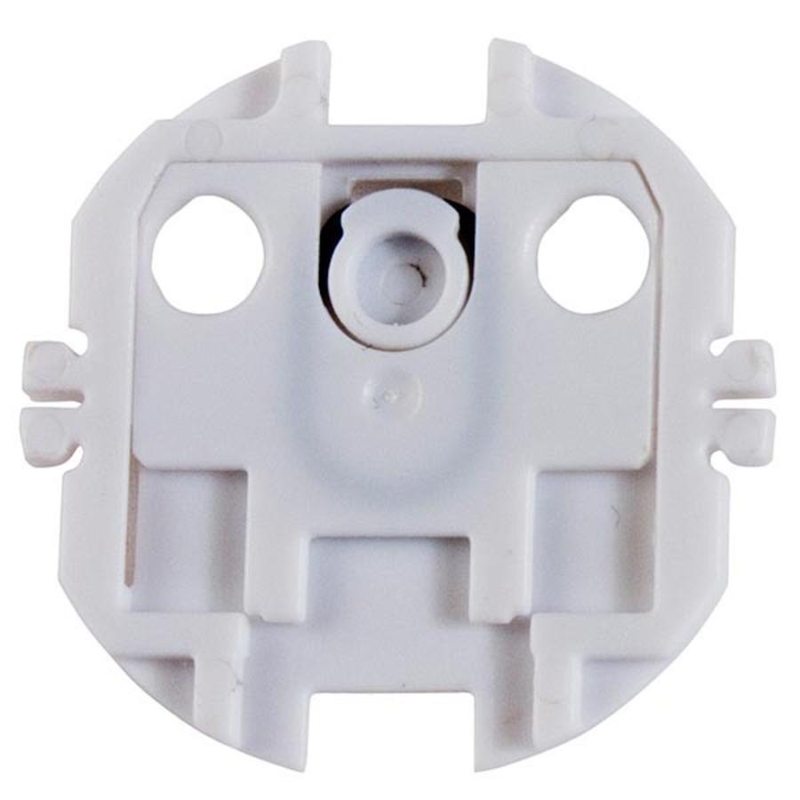 ALECTO Steckdosenschutz weiß 10 Stück