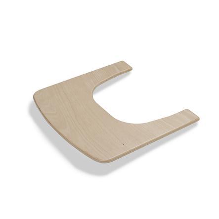geuther Tablette pour chaise haute enfant Syt, bois naturel