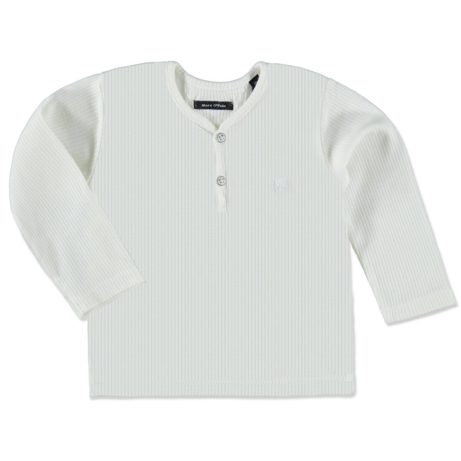 MARC O`POLO Longsleeve white