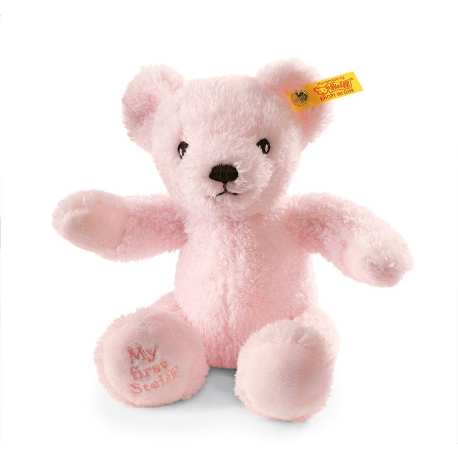 Steiff My first Steiff Teddybär, pink 24 cm