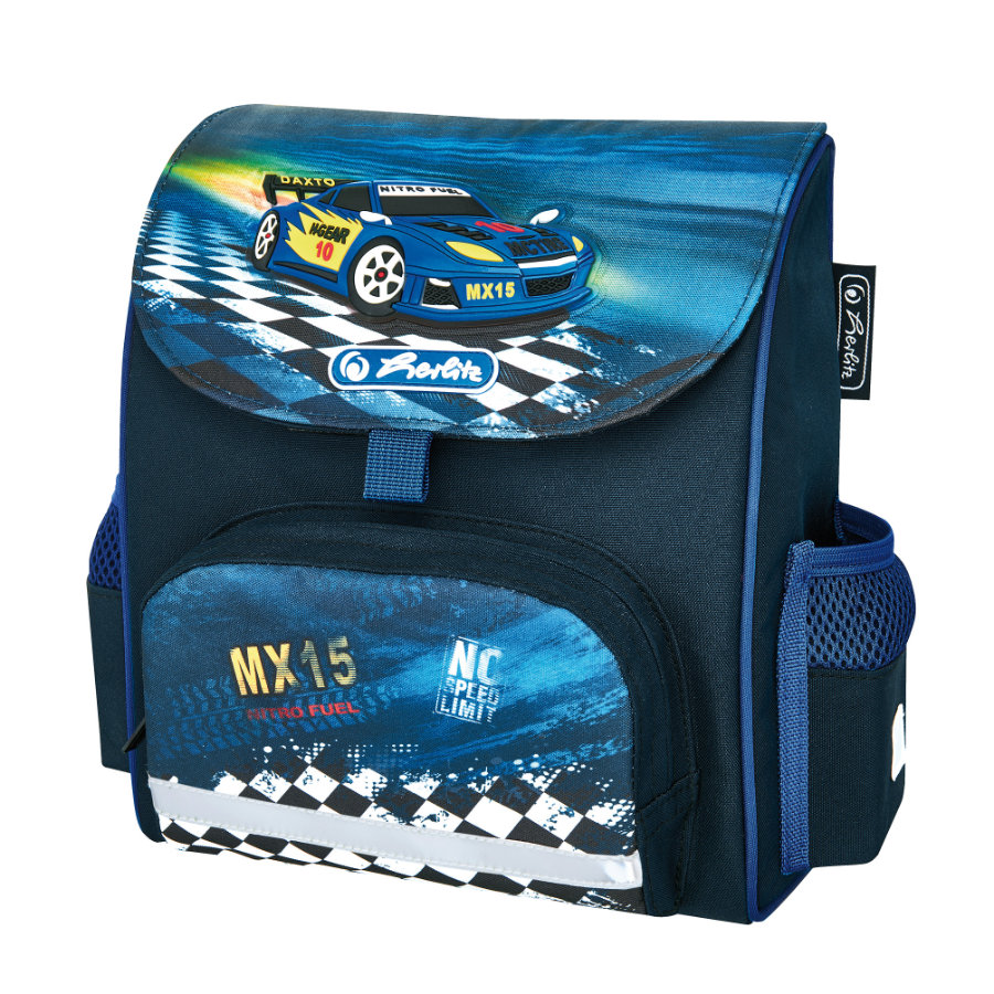 HERLITZ - Plecak Mini Softbag - Super Racer