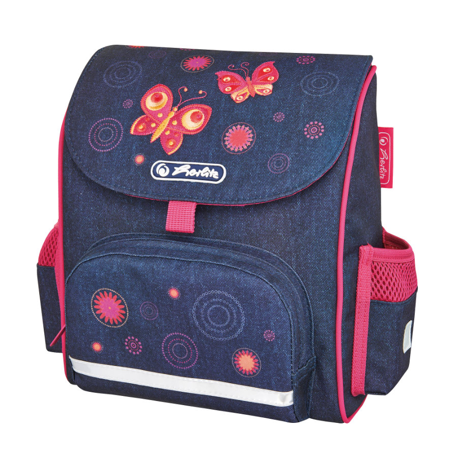 HERLITZ - Plecak Mini Softbag - Butterfly
