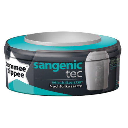 SANGENIC Recharges universelles TEC, pack simple