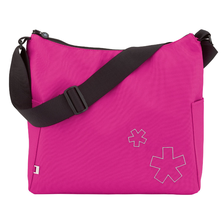 KIDDY Luiertas Babybag Pink