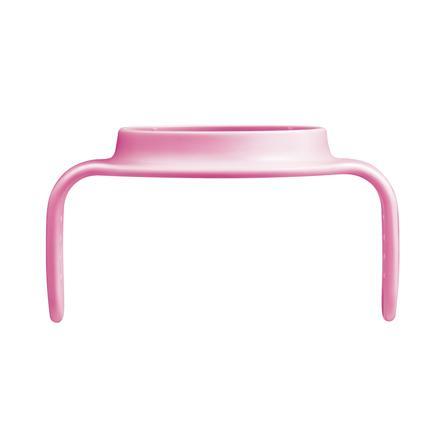 MAM Impugnatura Hold My Cup - Confezione da 2, 4+mesi, rosa