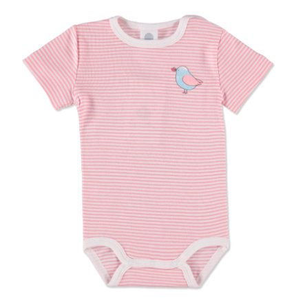 Sanetta Girls Romper 1/4 Arm rosé