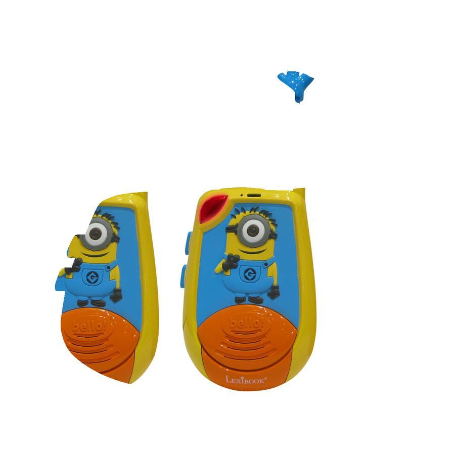 LEXIBOOK® Talkie-walkie Les Minions
