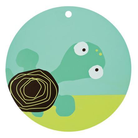 LÄSSIG Unterlage Silikon Platzset Schildkröte