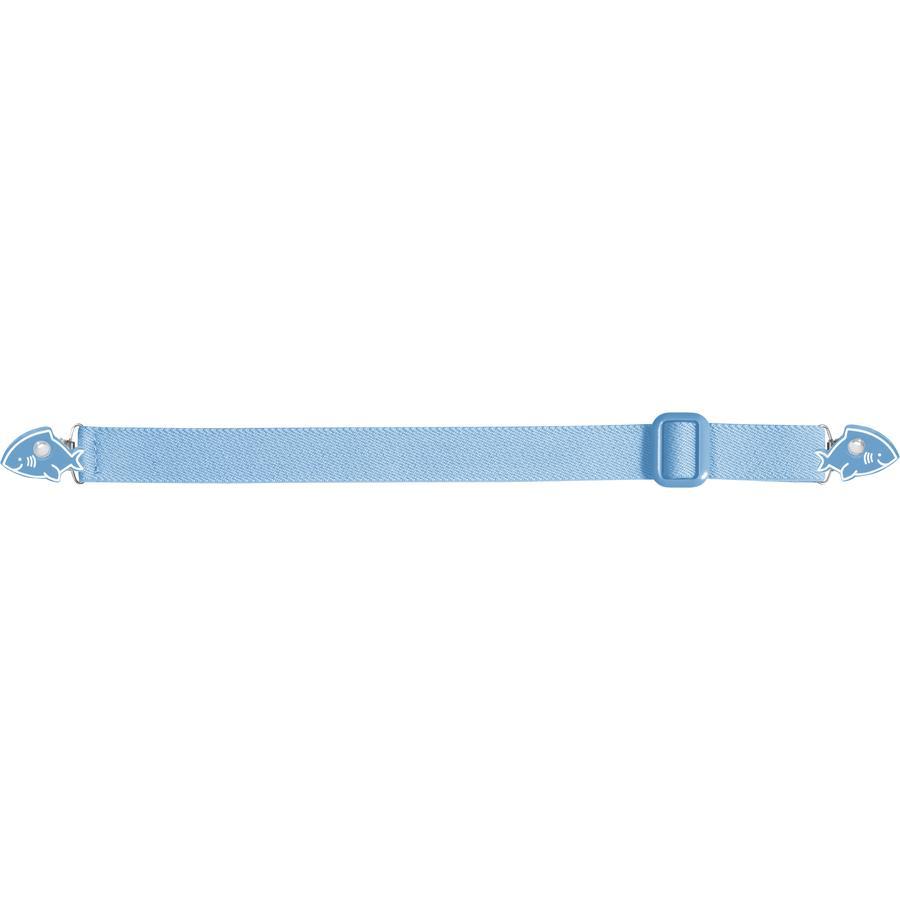 PLAYSHOES Elastický pásek Hai-Clip světle modrý