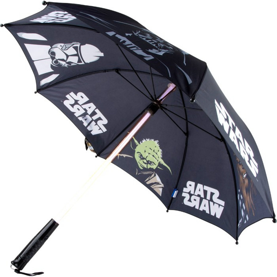 LEGLER Star Wars Paraplu Lightsaber