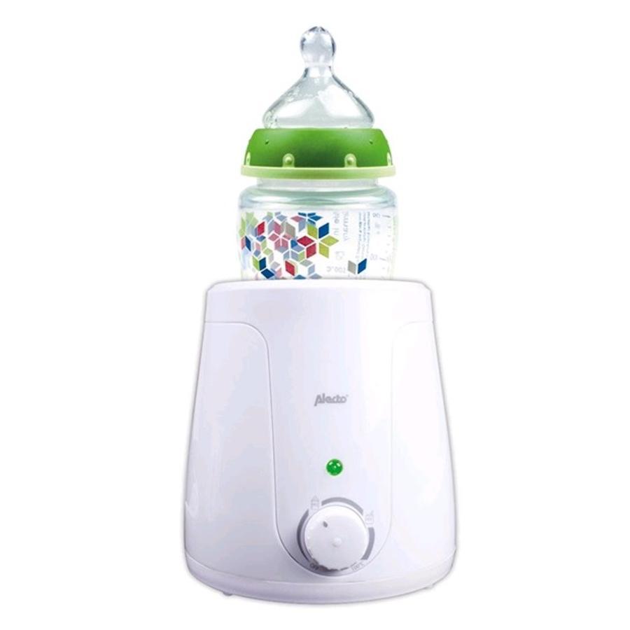 Alecto Flaschen- und Babykostwärmer, stufenlos einstellbar Temperatur