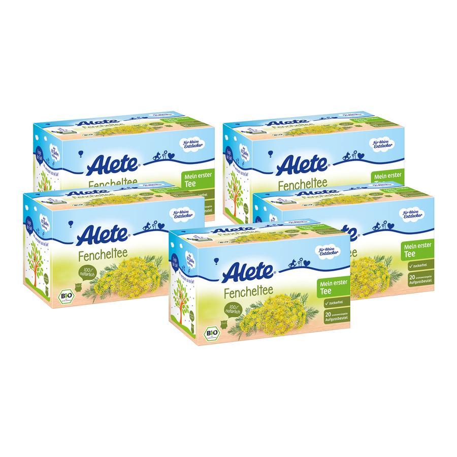 ALETE Fenchel Tee 100x1,5g