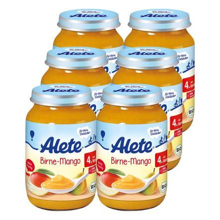 ALETE Birne-Mango 6x190g