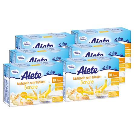 Alete Mahlzeiten zum Trinken Banane 12 x 200 ml
