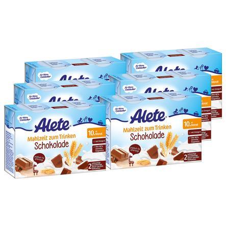 ALETE Mahlzeit zum Trinken Schokolade 12x200ml