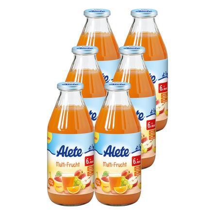 Alete Multi-Frucht 6 x 500ml