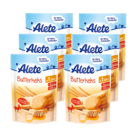 ALETE Butterkeks 6x150g
