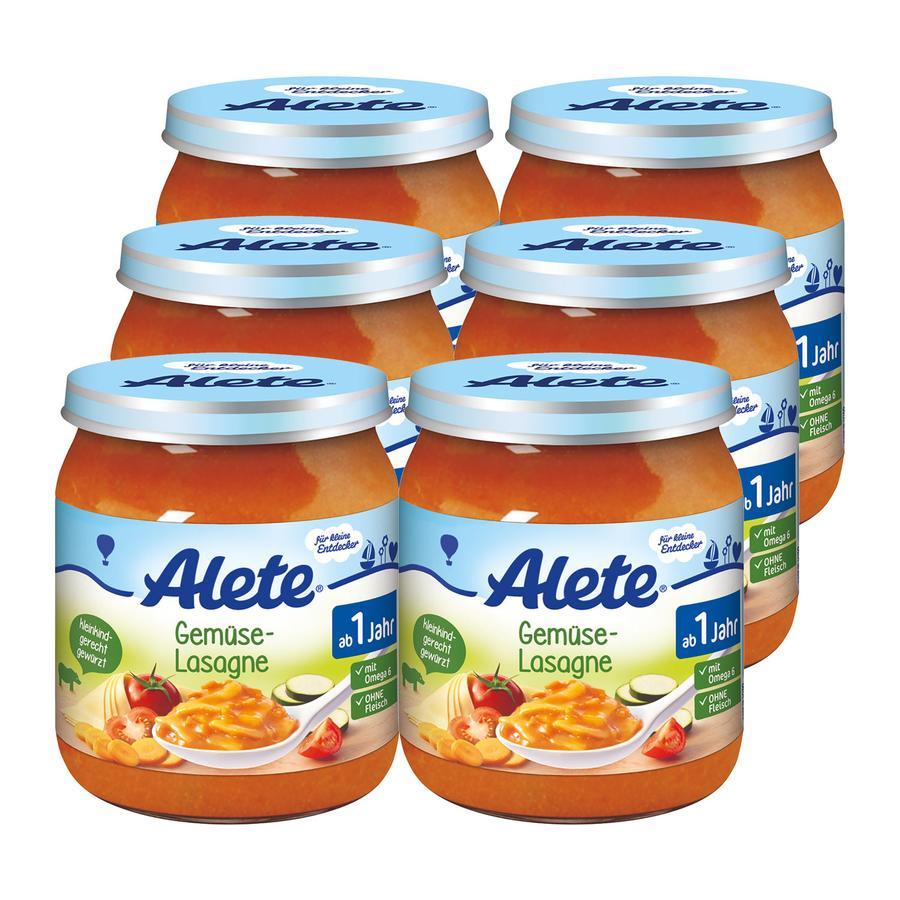 ALETE Gemüse-Lasagne 6x250g