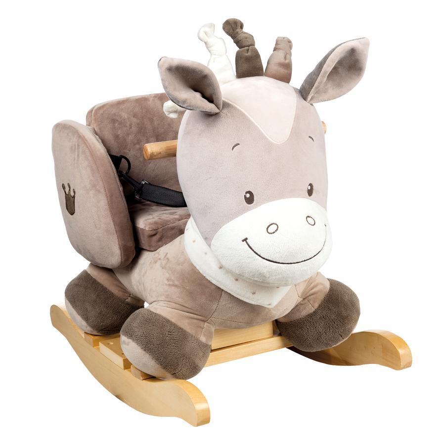 NATTOU Noa, Tom & Max - Schommeldier Noa het Paard