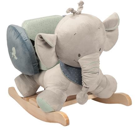 NATTOU Jack, Jules & Nestor - Schommeldier Jack de olifant